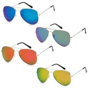 Accessories - Aviators with colored lenses